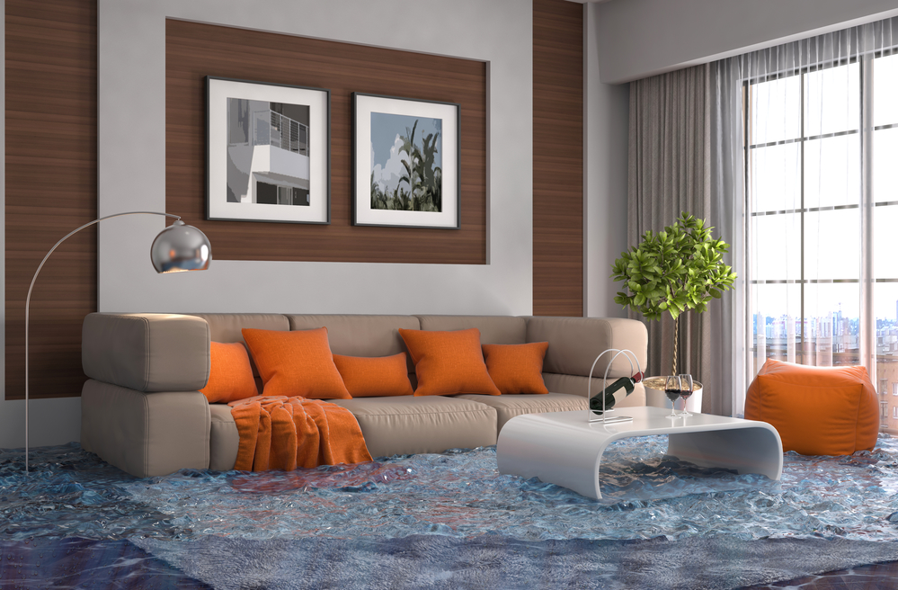 Water Damage Prevention Tips For When You Are Away From Home!